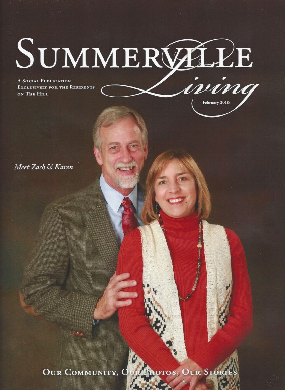 Summerville Living Cover - Kelehear